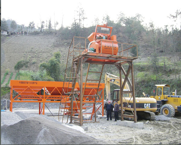 How Many Cement Silo Deviced By Small Concrete Batching Plant