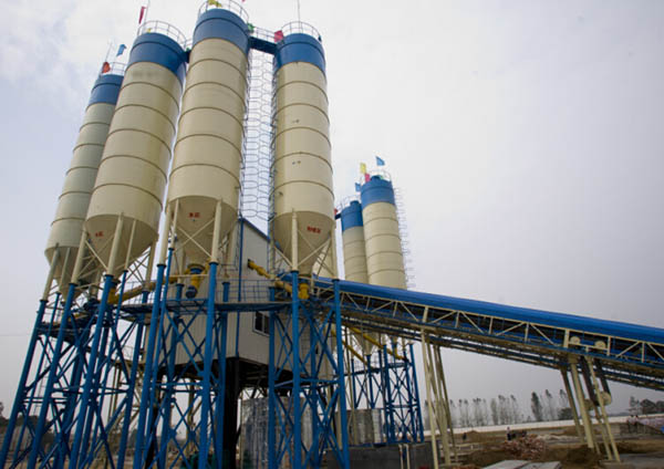 batching plant, batch plant, concrete batching plant