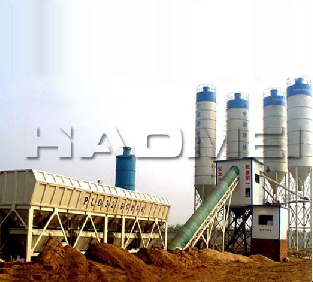 What Determines The Cement Silo Number For Small Concrete Batching